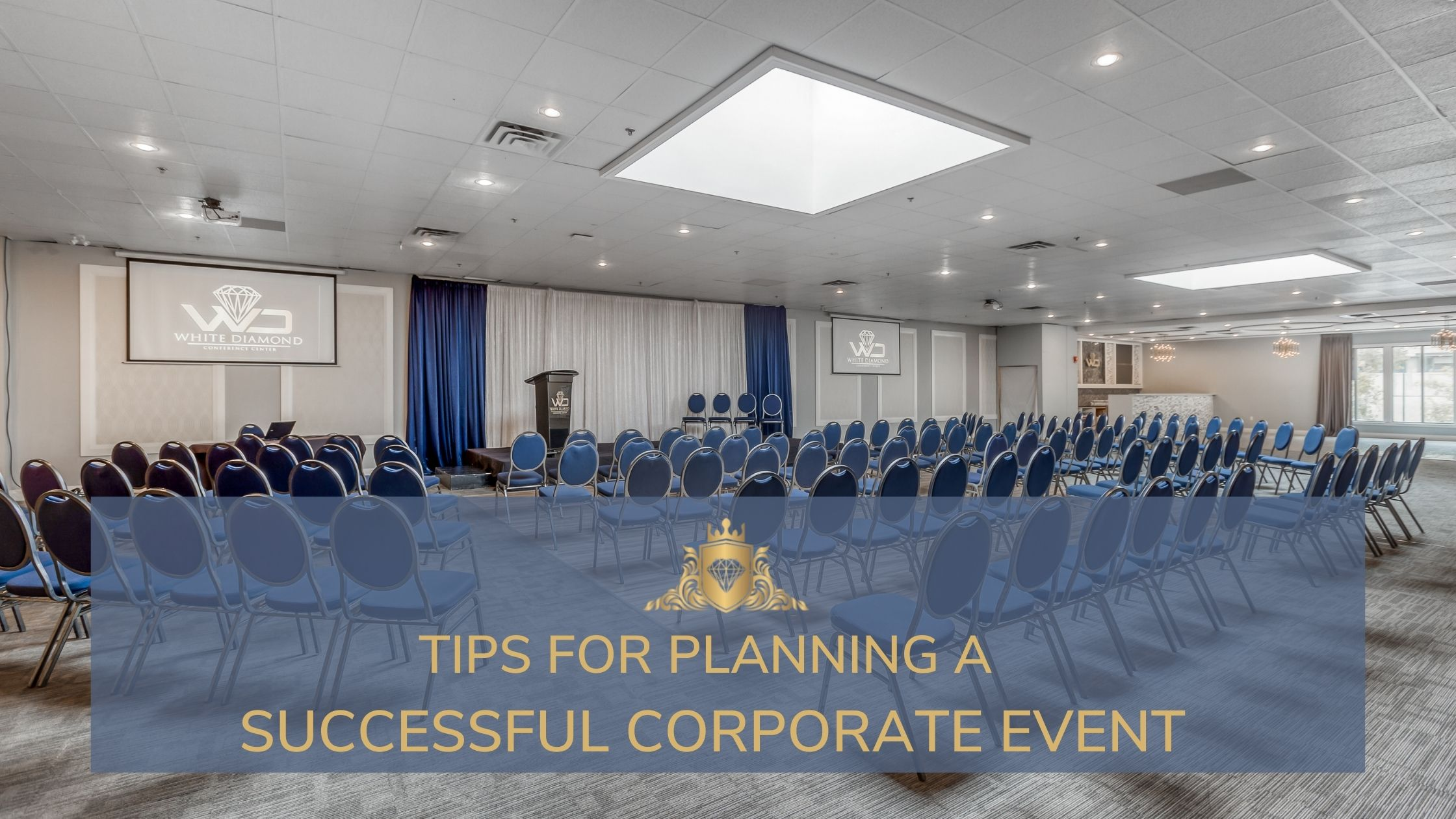 You are currently viewing Tips For Planning A Successful Corporate Event